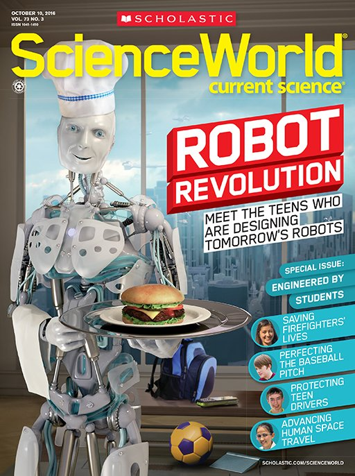 scholastic science world the current science magazine - 600×804