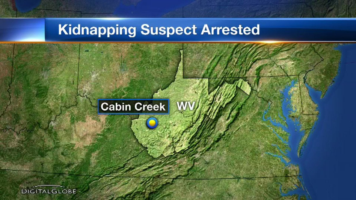 Illinois man arrested in kidnapping of teenager and baby