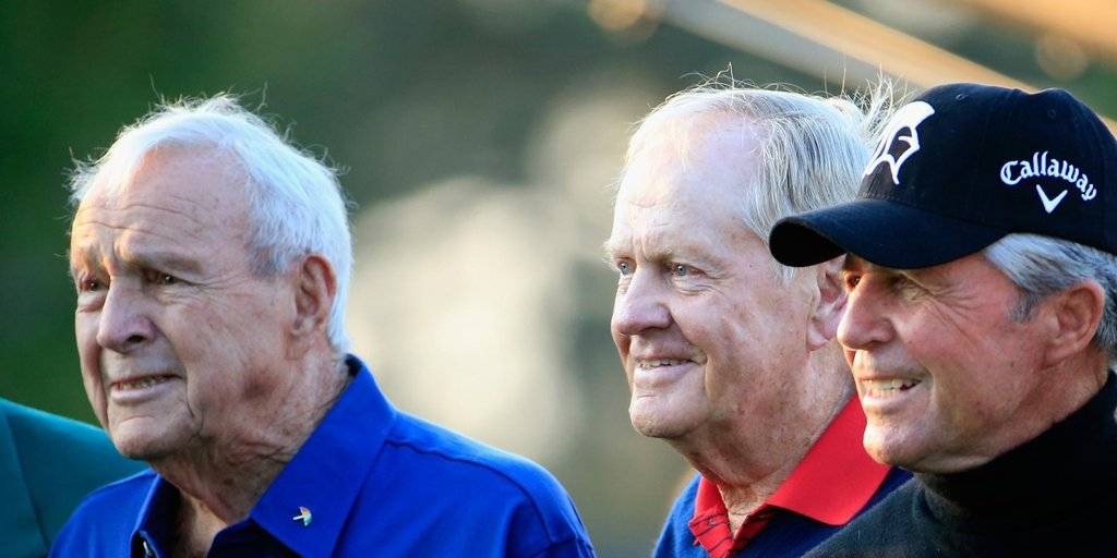 Jack Nicklaus on golf giant Arnold Palmer: ''He was one of my best friends, closest friends""