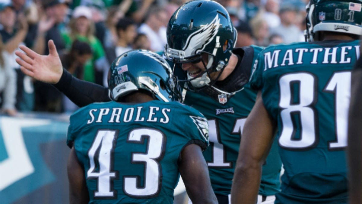 @Eagles 'not comfortable' after historic 3-0 start: EaglesTalk