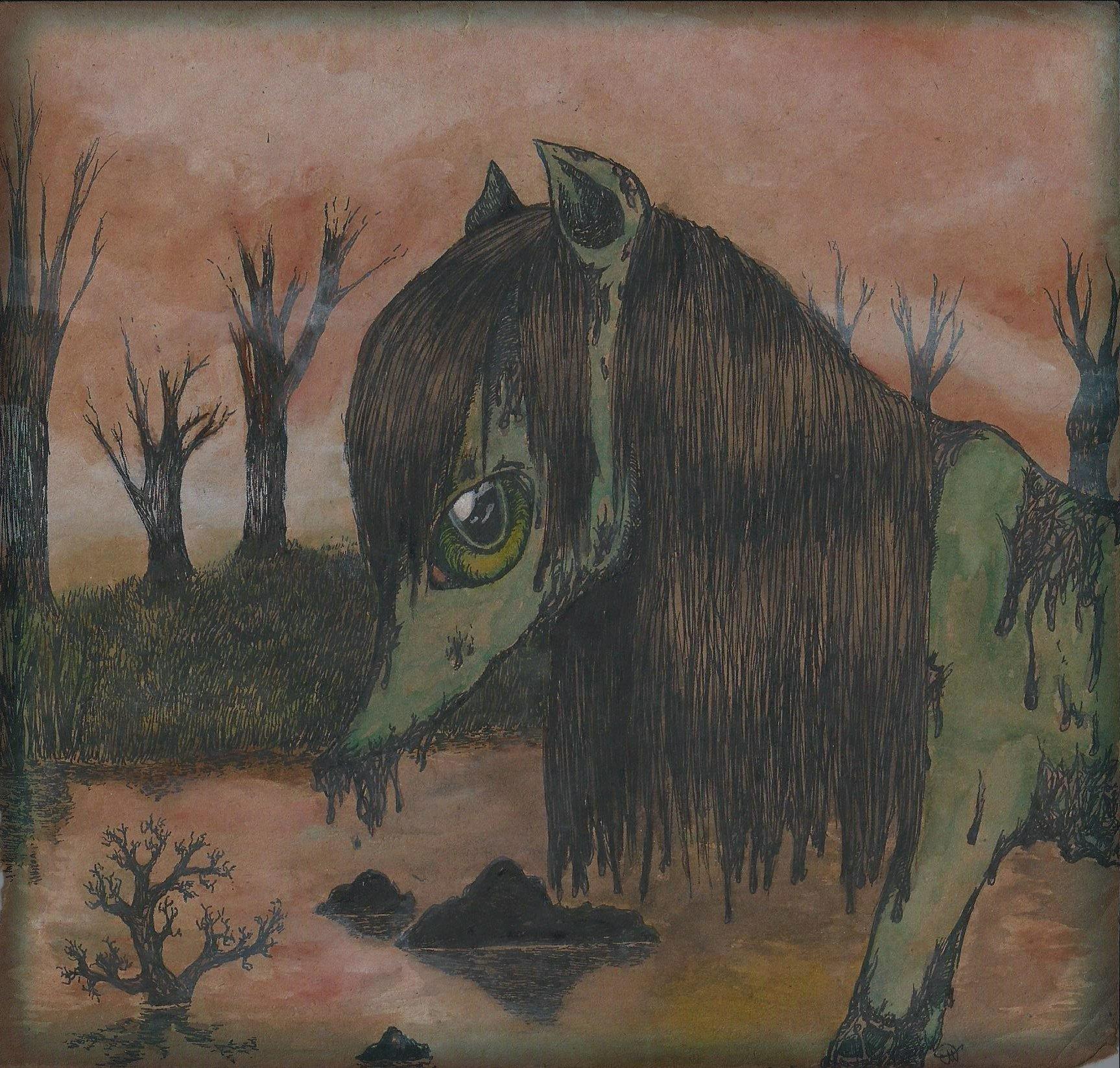 Картинки лошади келпи шотландия вас есть