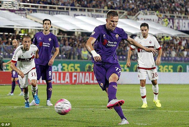 FIORENTINA MILAN 0-0 Tabellino e Video Highlights