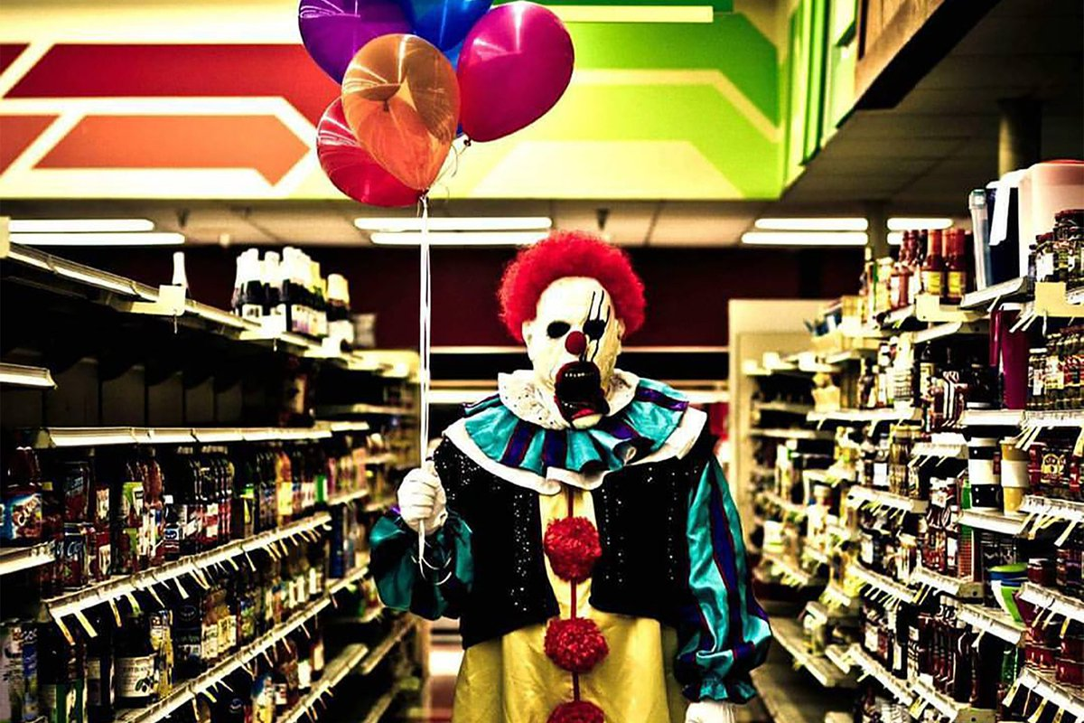 5 terrifying stories of clowns to make sure you never sleep again
