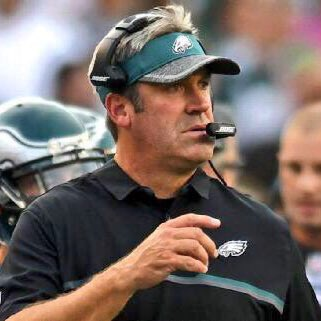 Doug Pederson is first rookie coach in Eagles history to start 3-0. Chip who? @FOX29philly FlyEaglesFly