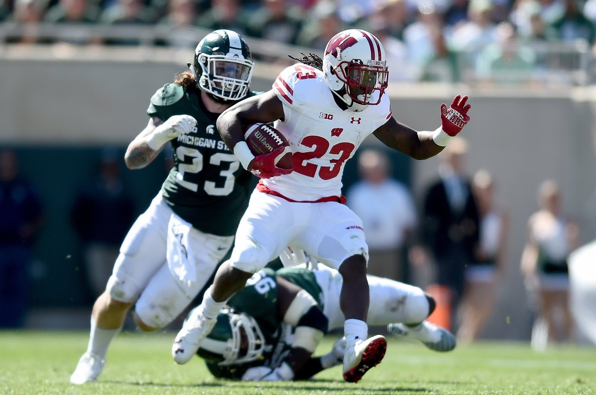 Wisconsin puts rest of Big Ten on notice. From @mattcharboneau