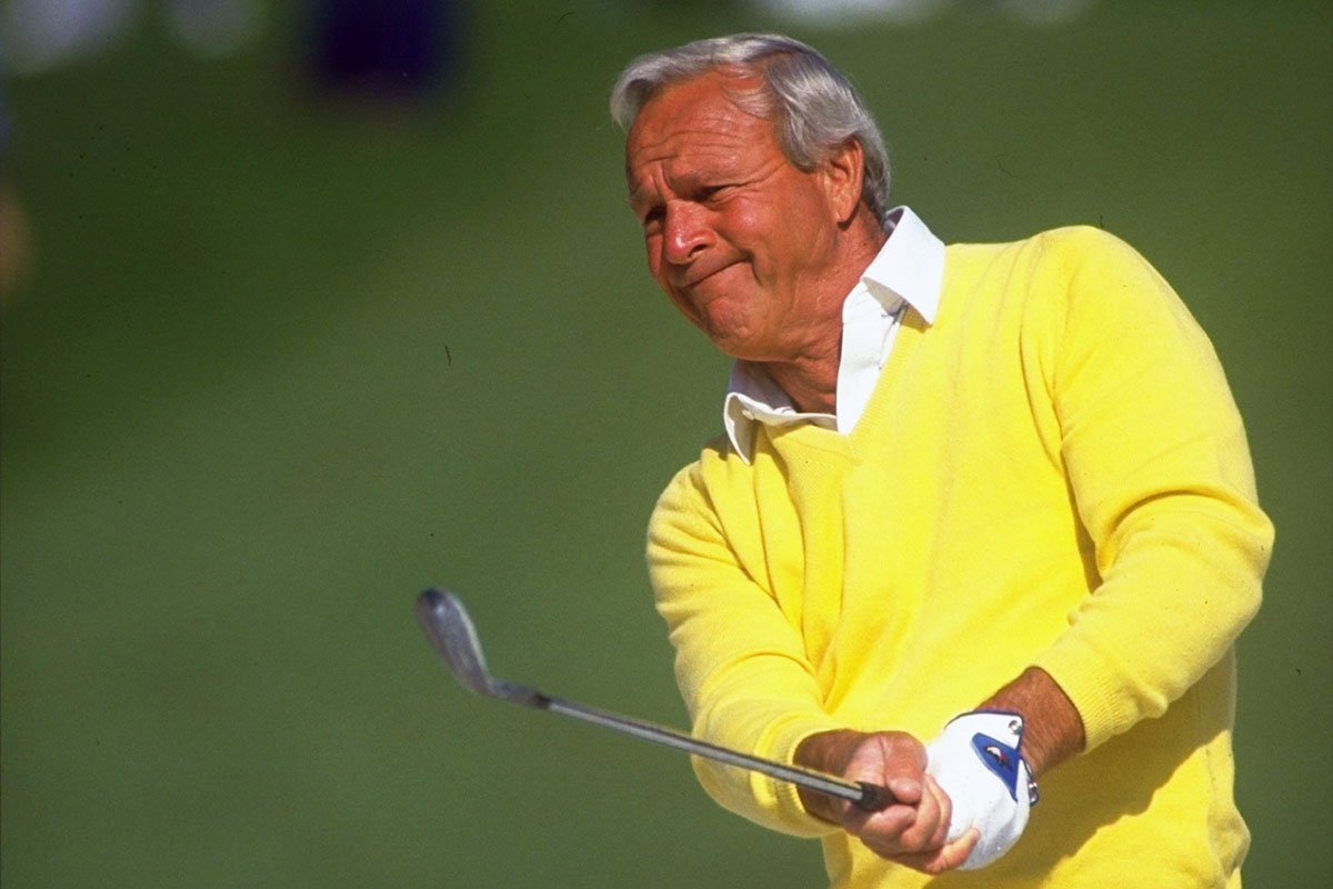 Golf legend Arnold Palmer dies at 87. @JoeJulesinq has the story