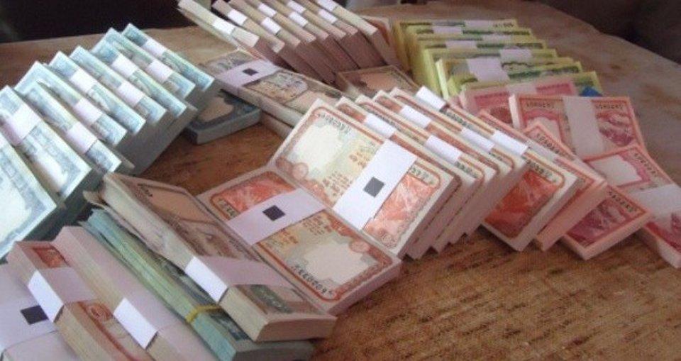 दसैंका लागि आठ अर्बका नयाँ नोट वितरण गरिँदै