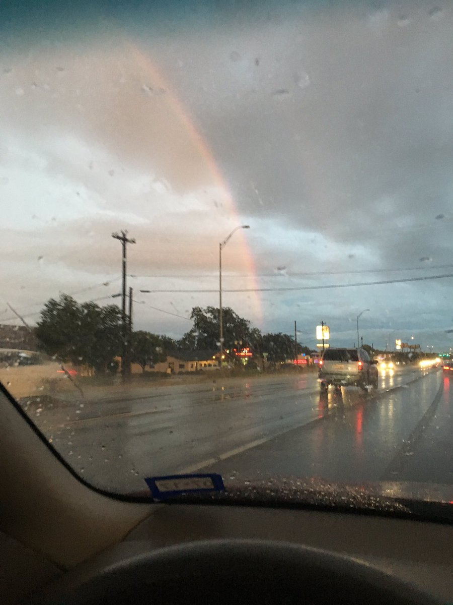 The calm after the storm @AlbertR_KVUE @KVUE