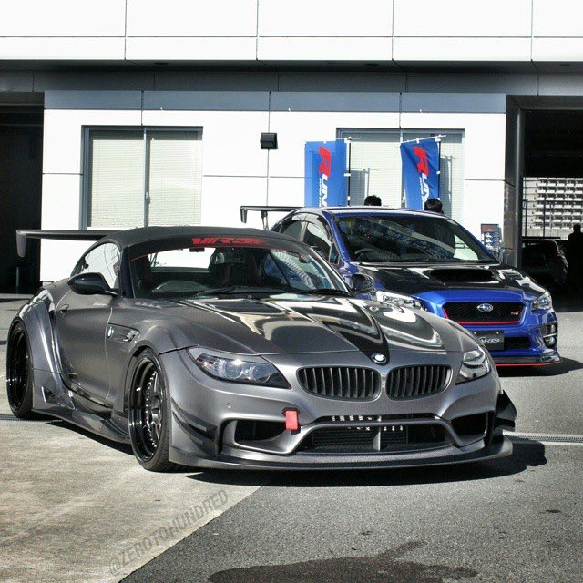Bmw Z4 Years: Varis Bmw Z4????