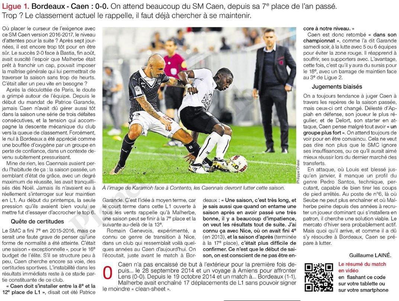 [7e journée de L1] FC Girondins de Bordeaux 0-0 SM Caen - Page 2 CtQ9wefXgAACOZ-