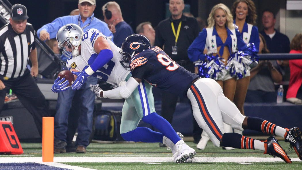 Bears drop to 0-3 after 31-17 loss to Cowboys