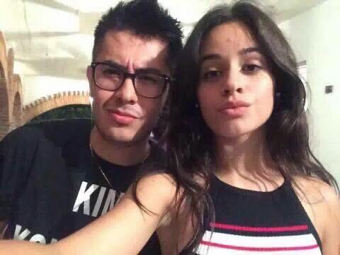 Alejandro cabello y camila cabello