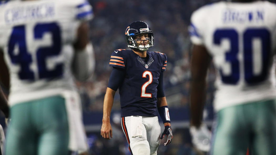 Three games into 2016, it's time for Bears to start planning for 2017, writes @BradBiggs