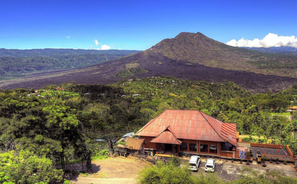 Gunung Batur, Bali - Indonesia Sumber: flickr.com/photos/depenbu…