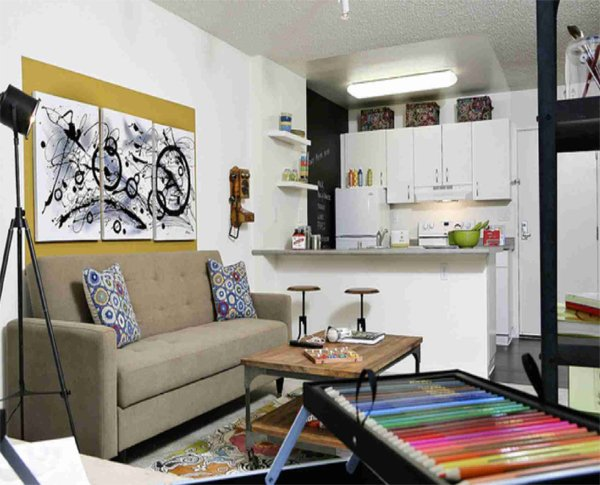Fevicol Design Ideas On Twitter Homedecor Compacthomes Decorating Really Small Spaces Tips From The Experts Https T Co Yl0ycf7ir3