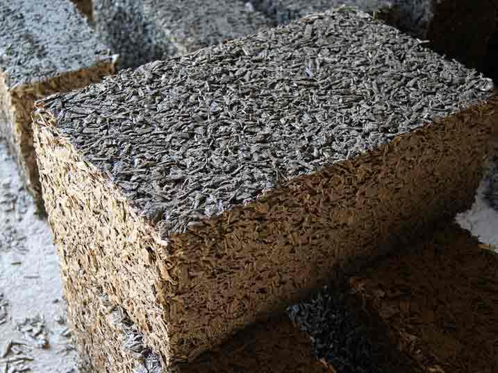 строительные блоки арболит
