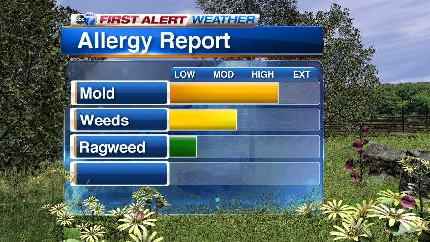 POLLEN REPORT: Chicago