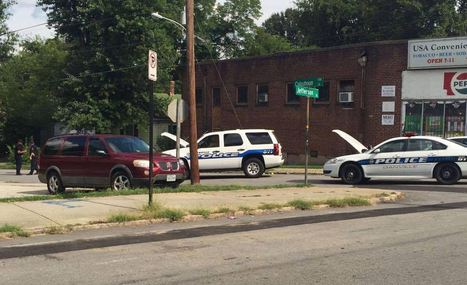 Police Danville Virginia : Police Danville Virginia putting