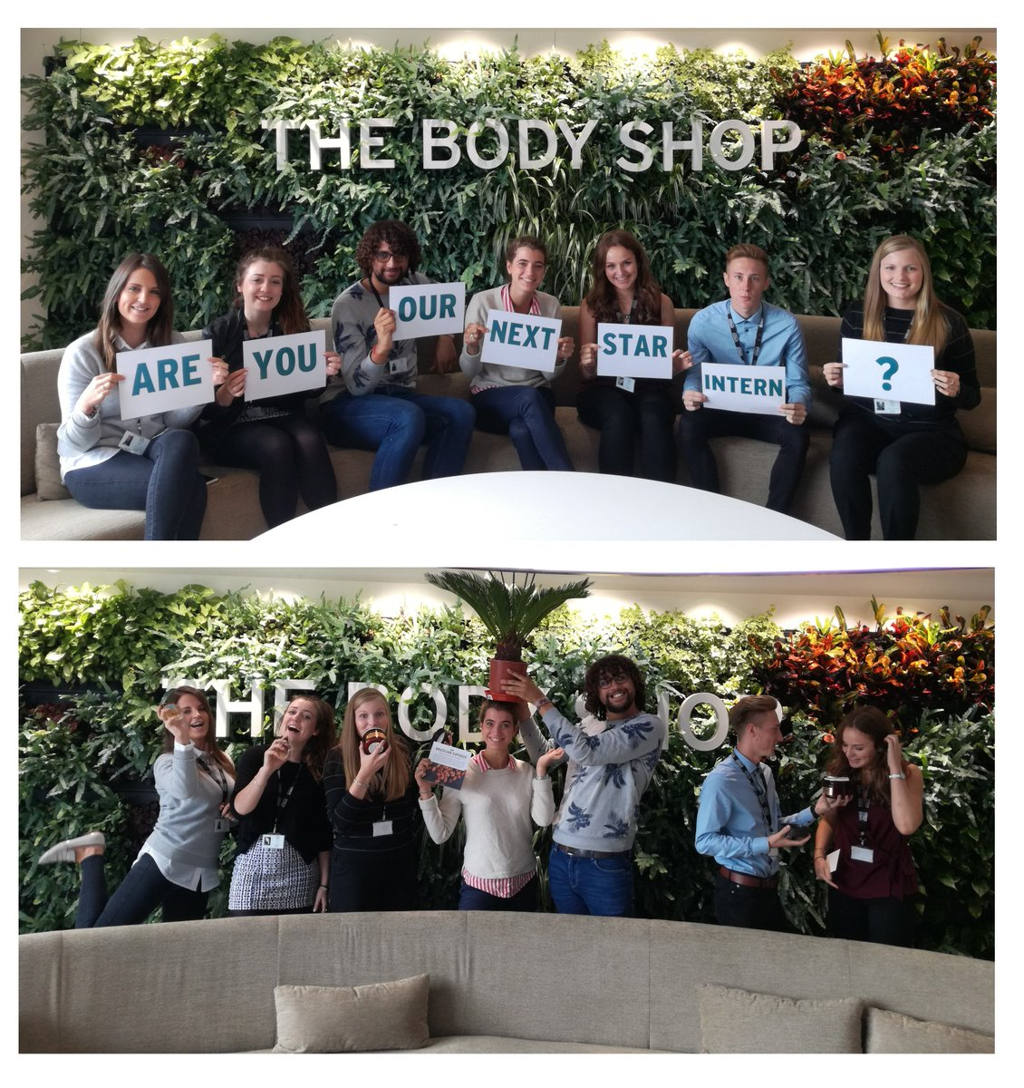 The Body Shop Jobs on Twitter: