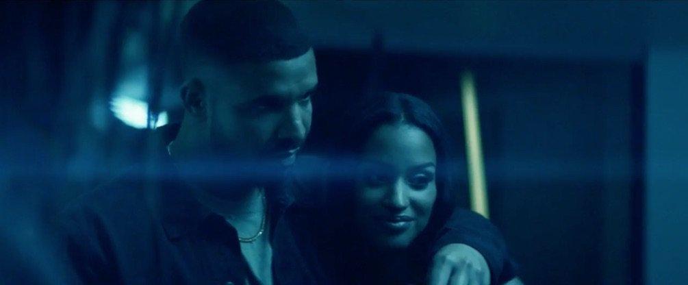 Image result for Drake et Fanny Neguesha