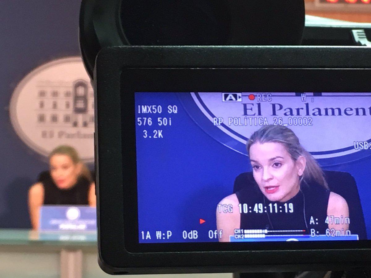 El PP critica la ausencia 'a sabiendas' de Armengol en el Debate de propuestas de resolución de este martes