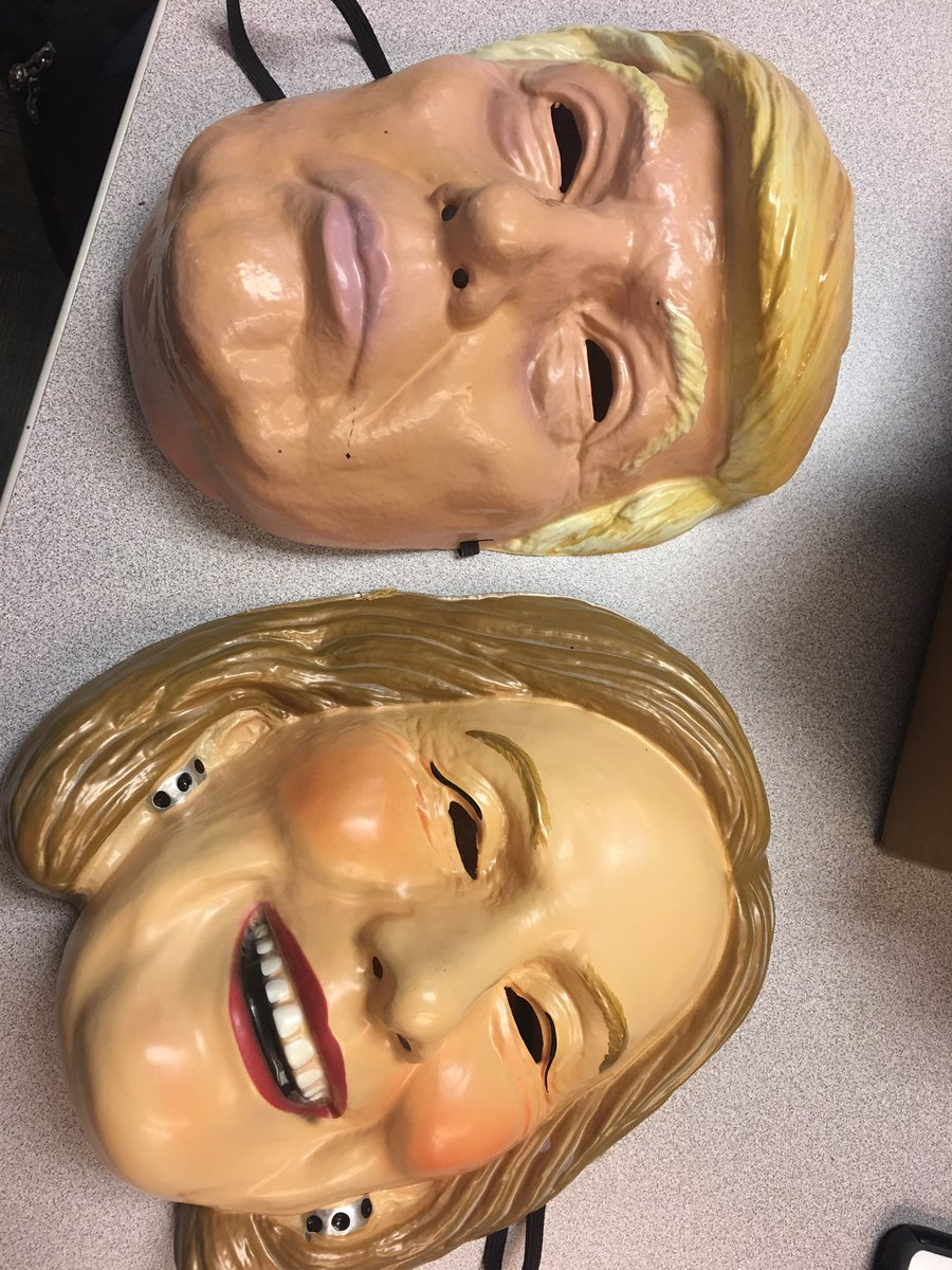 1st PresidentialDebate is tonight! From political experts to party favors, I've got you covered. khou11 5am!