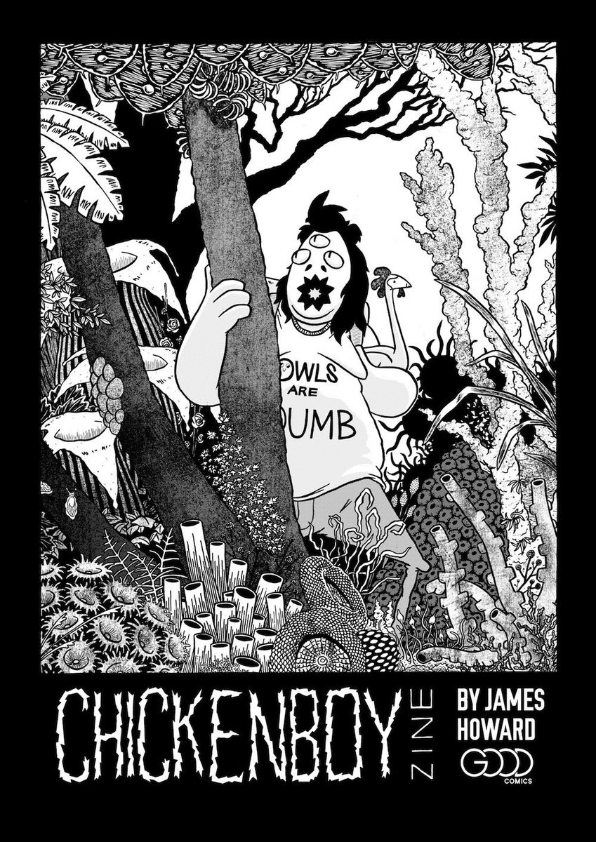 My zine Chickenboy goes on general sale in one week! Pre-order now! https://t.co/vnG0WZgpsB https://t.co/MQ4AmV65PT