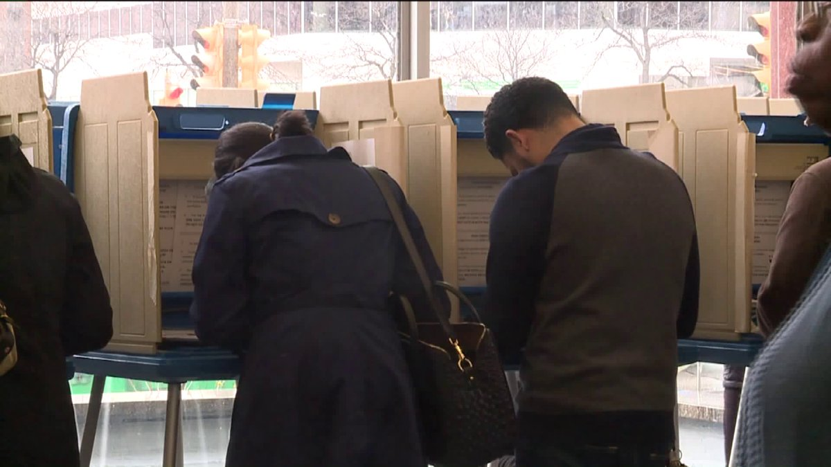 Early in-person voting is set to begin in Wisconsin's two biggest cities