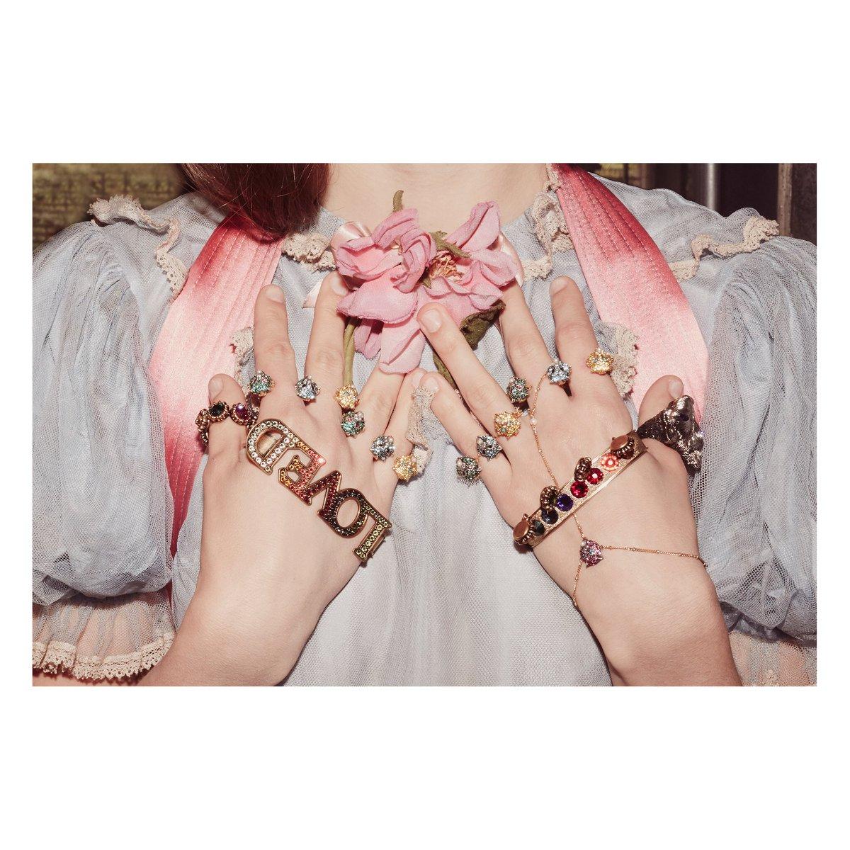 Multi-finger ring Gucci 3b84muBS