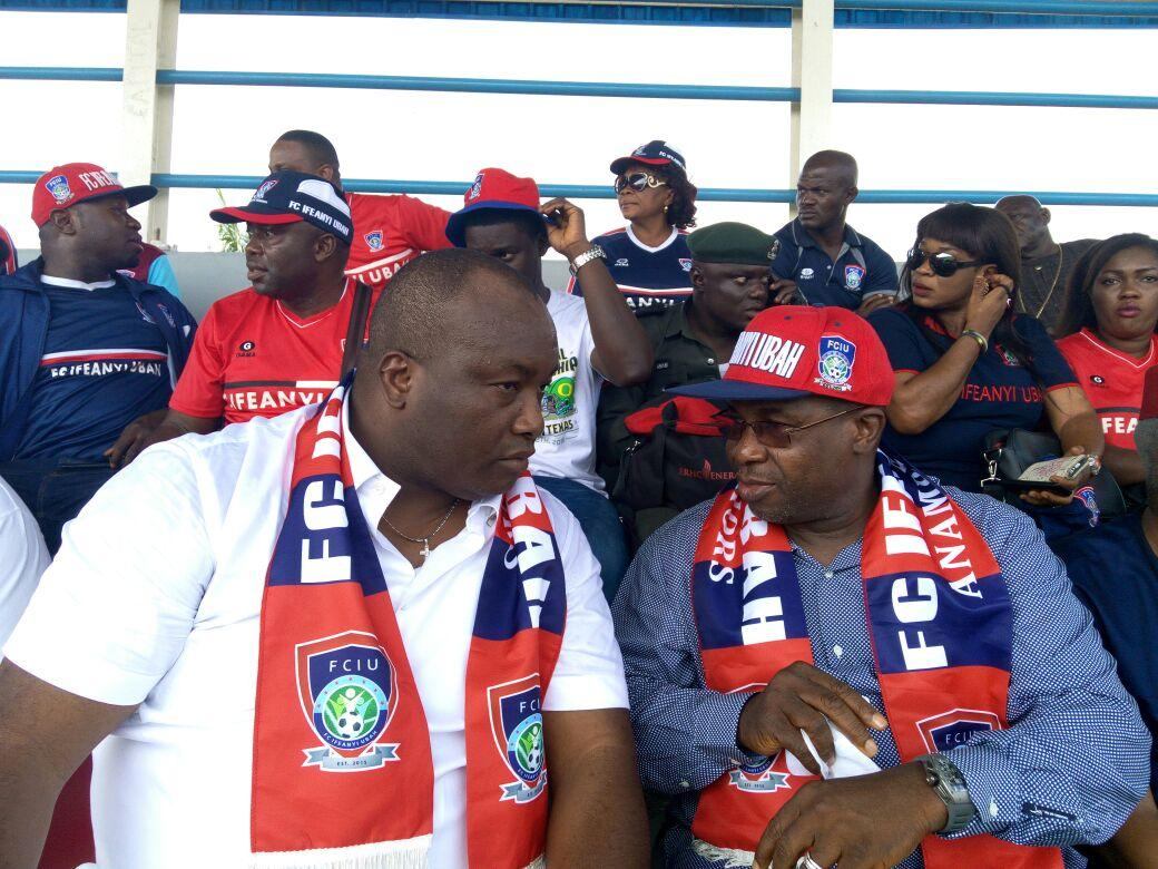 Background to the Raging Ifeanyi Ubah-Emeka Offor Battle and Other Stories