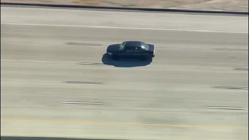 High speed chase in Diamond Bar, CA