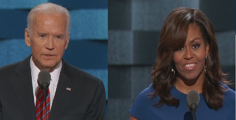 Vice President Tuesday, First Lady Wednesday to campaign for Clinton in Philadelphia