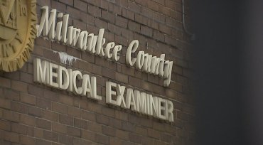 Medical Examiner investigating homicide on River Woods Parkway in Glendale
