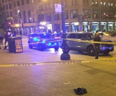 Man shot near Millennium Park on Saturday has died.