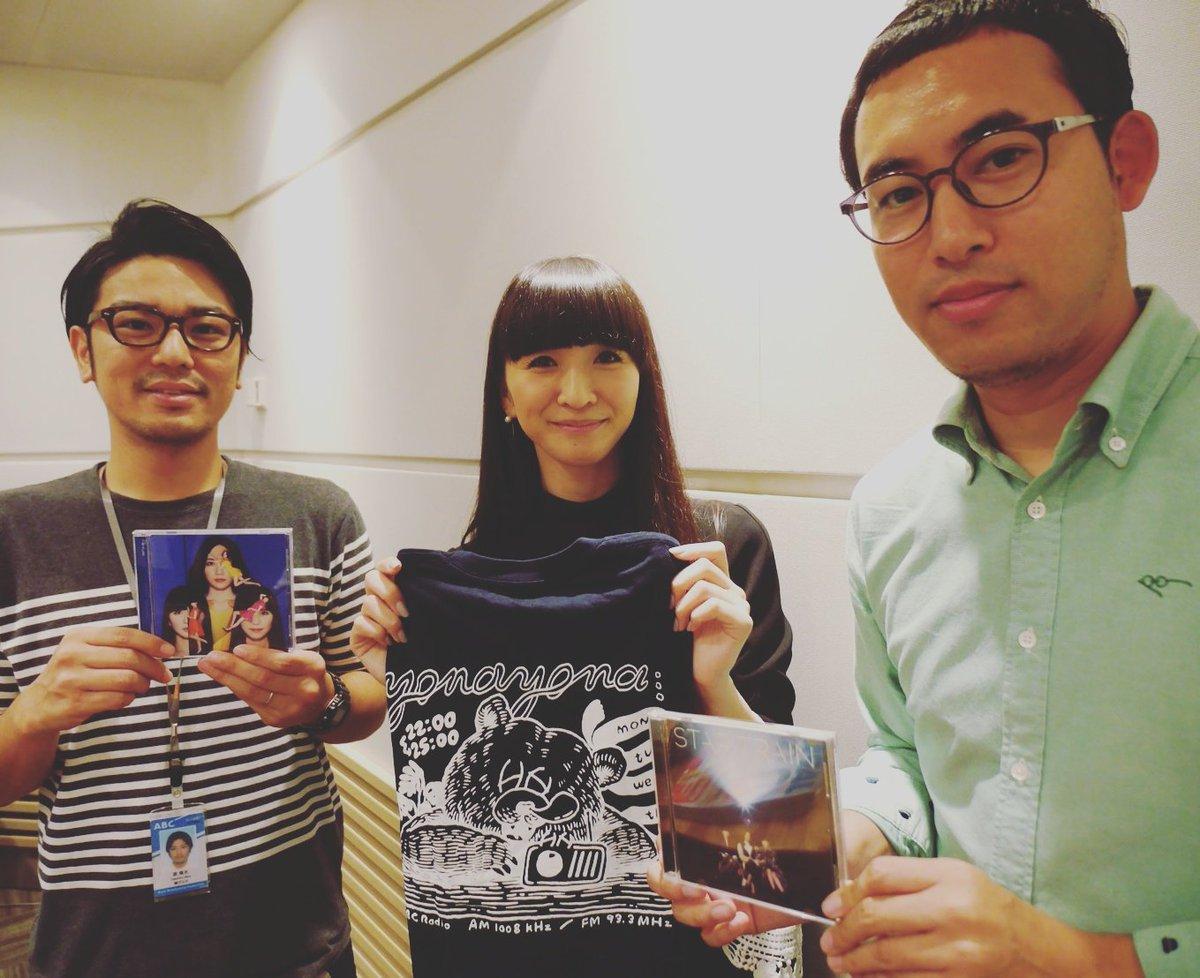 ABCラジオ『よなよな・・・なにわ筋カルチャーBOYZ』9月27日(火)夜10時~深夜1時は、Perfumeかしゆか嬢ロングインタビュー