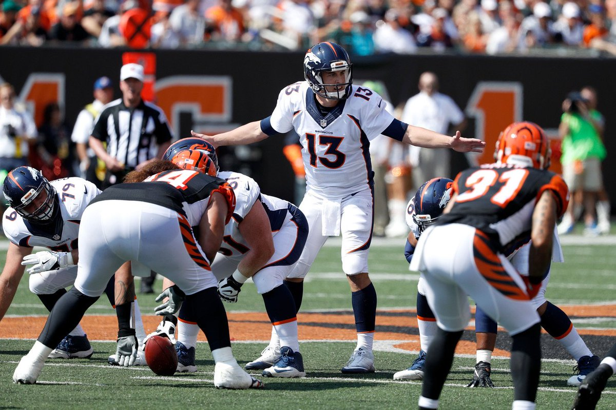 Trevor Siemian Quickly Makes Name For Himself