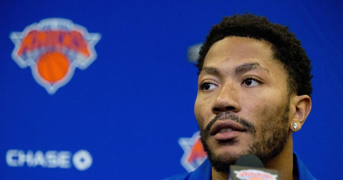 DEVELOPING: Derrick Rose is the subject of criminal rape investigation by the LAPD