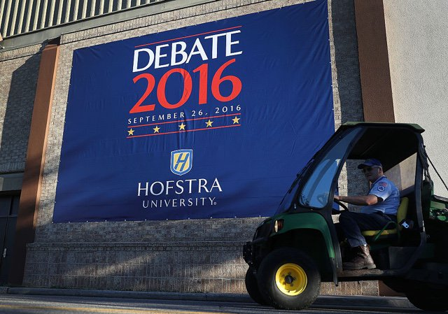 Here's Where You Can Watch Tonight's Presidential Debate Debates2016