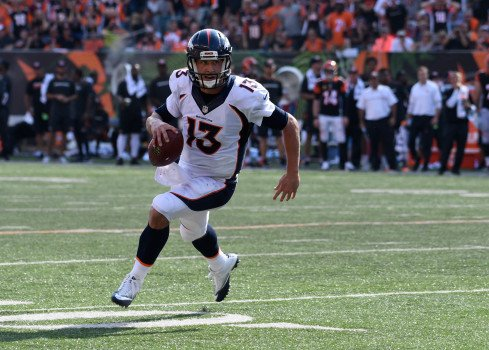 Broncos' Trevor Siemian is not a kid QB anymore by @markkiszla
