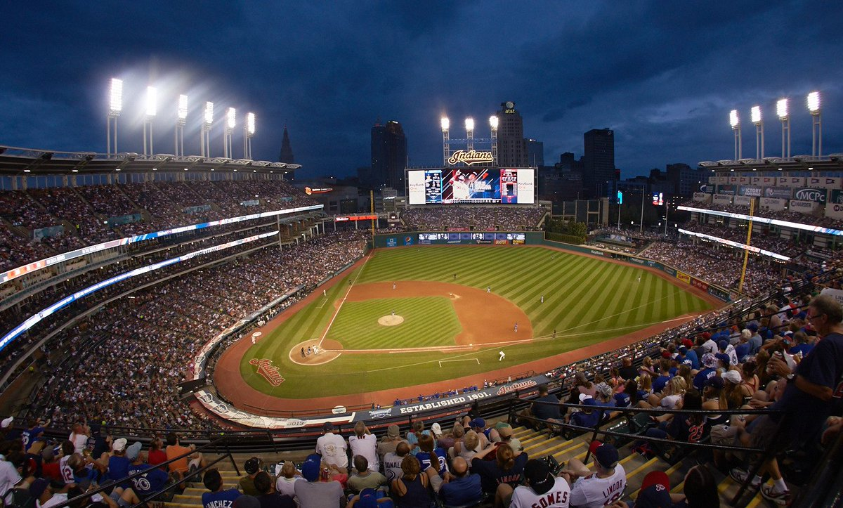 cleveland indians on twitter