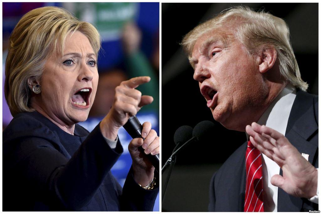 А.Птицын: Клинтон али Трамп