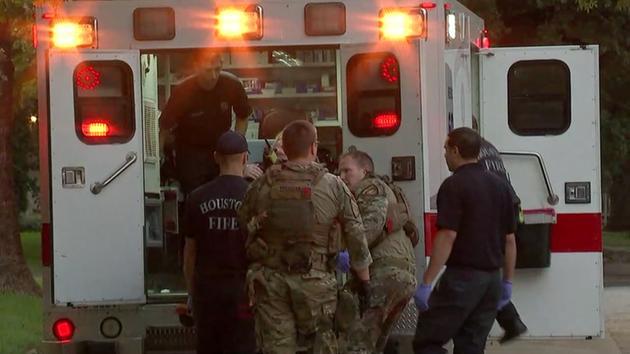 UPDATE; Suspected gunman in Houston shooting is dead
