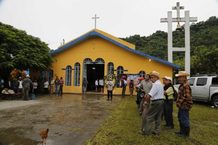 Third Mexican priest in a week found killed in Mexico