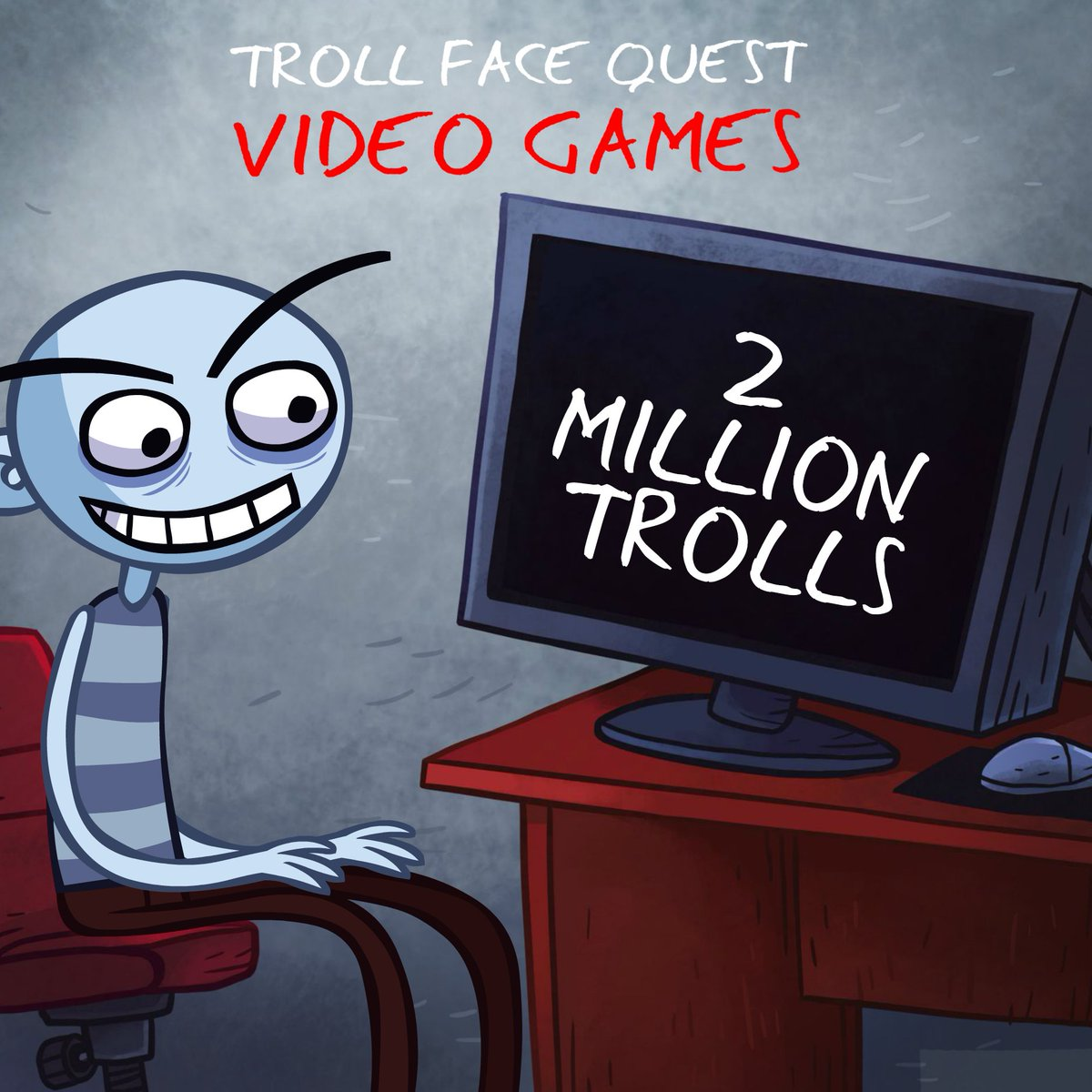 Troll Face Quest (@TFQuestGame) | Twitter
