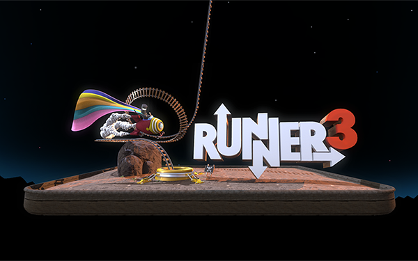 #Runner3 https://t.co/9oOUqWrxzj https://t.co/nmO2J3ZEjX