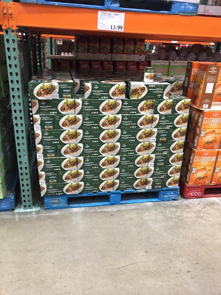 Sprague Foods On Twitter New Sprague Organic Lentil Soup Now In