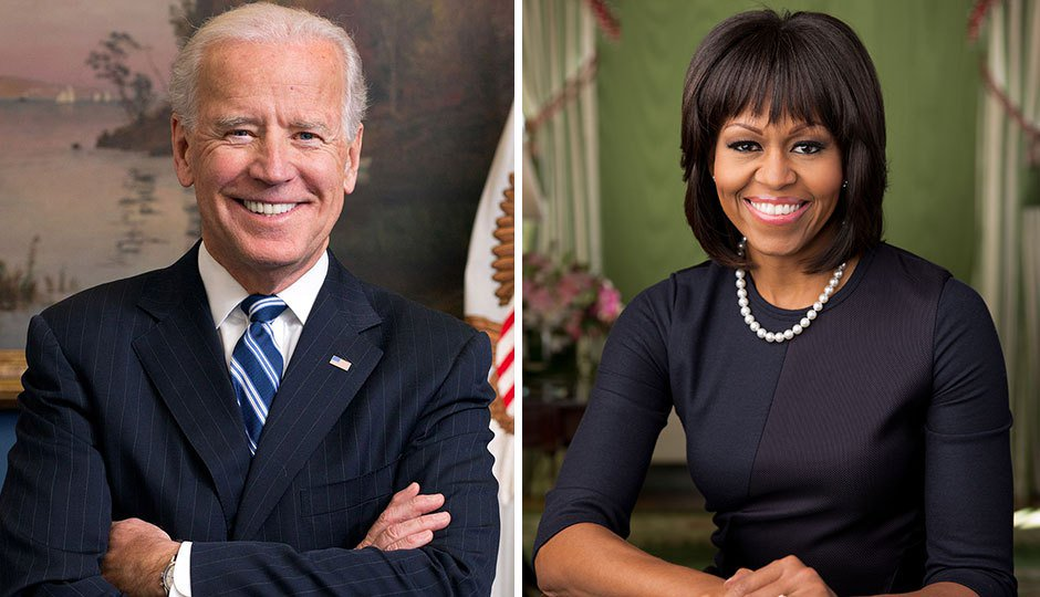 Michelle Obama, Joe Biden Making Stops in Philly ThisWeek