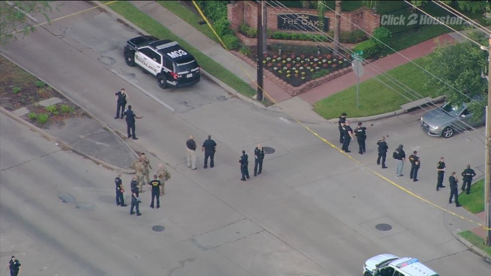 UPDATE: Shelter-in-place lifted in area of Bissonnet/Weslayan near mass shooting scene.