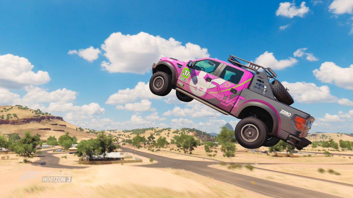 Overwatch Car Forza Horizon
