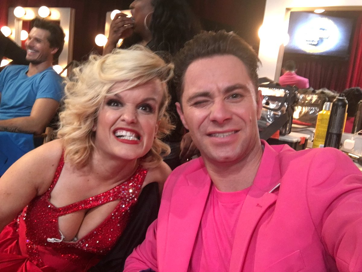 DWTS video diaries before the stars hit the dance floor at 8:00 on ABC 25